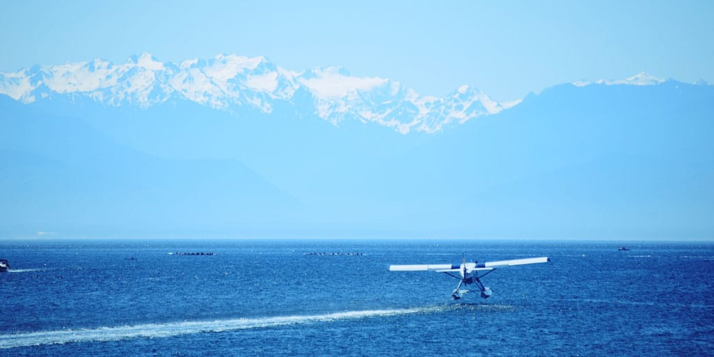 Seaplane Brew Tour