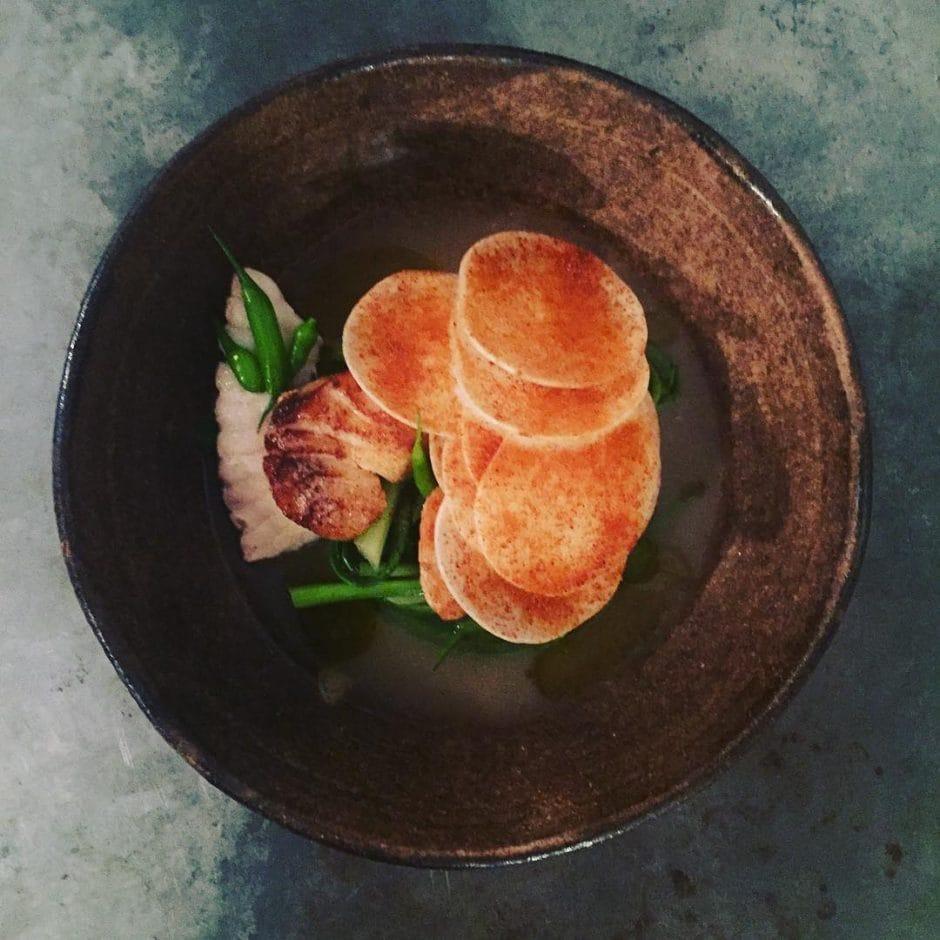 pilgrimme galiano island farm to table restaurant