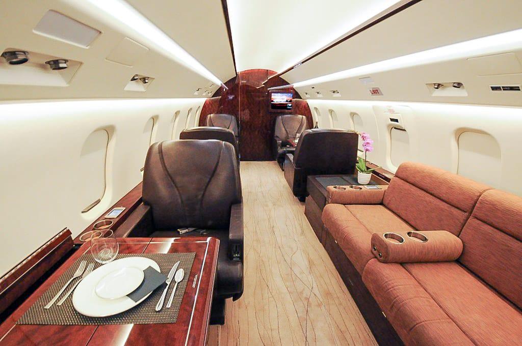 tofino private jet charter 4