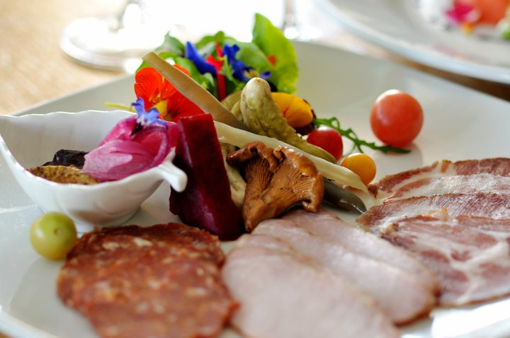 sooke harbour house dining 2