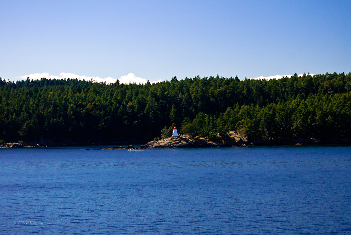 How To Get To Pender Island From Vancouver