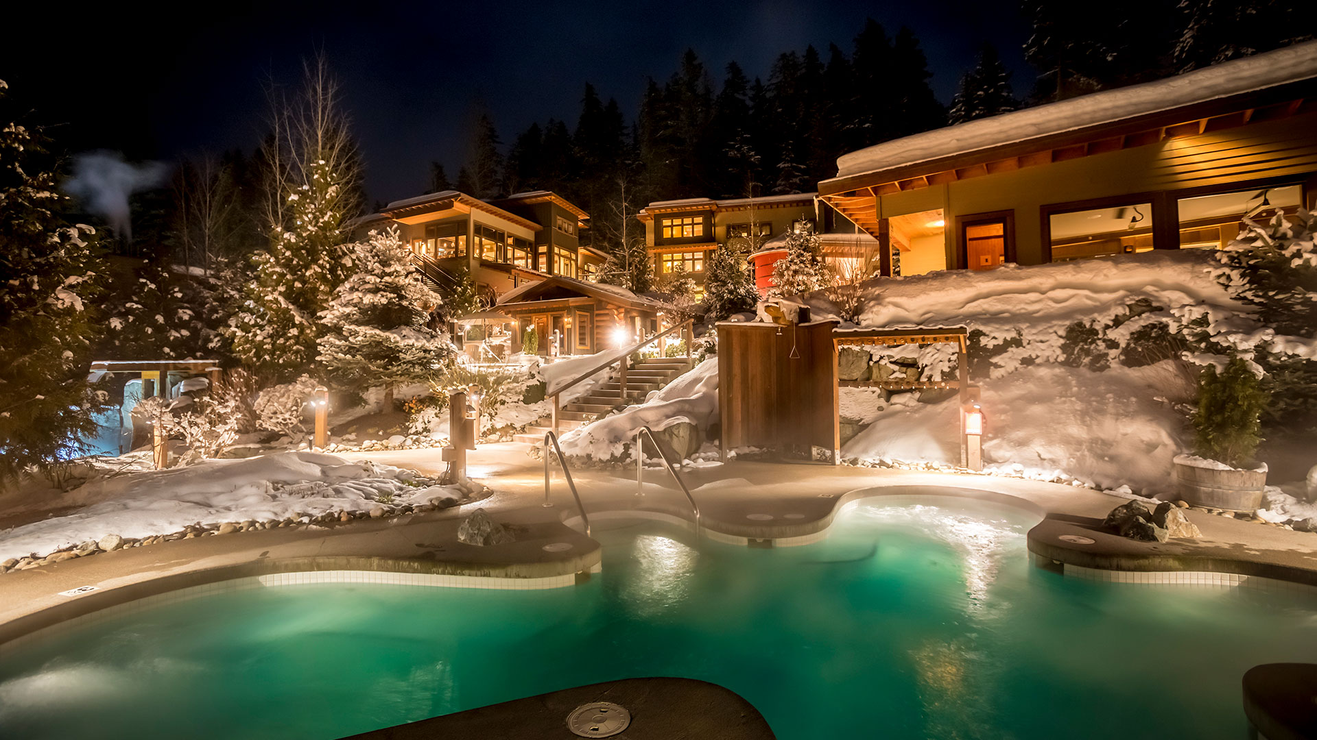 Whistler Spa Getaway Vacation