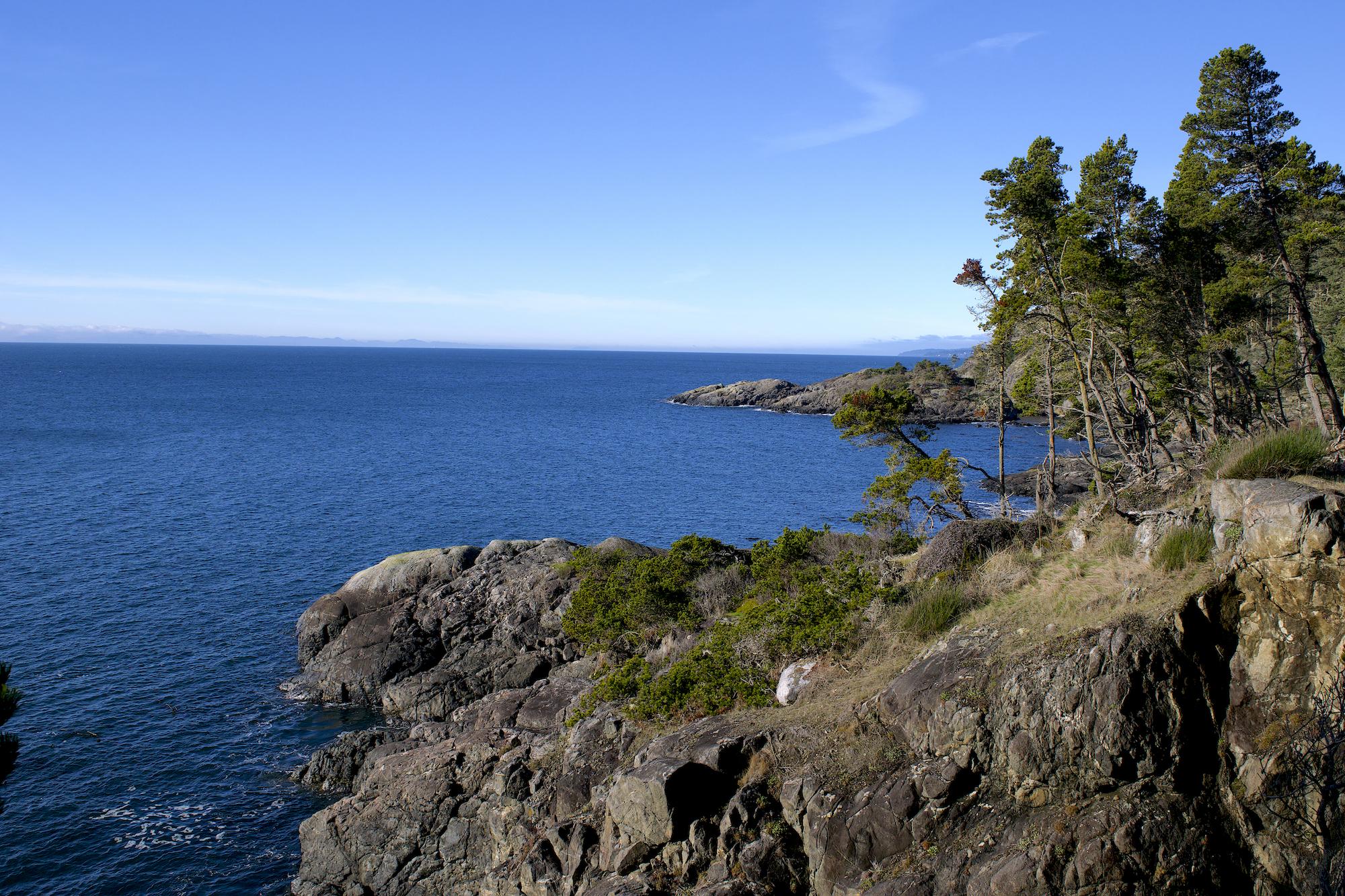 hiking east sooke park vancouver island 6