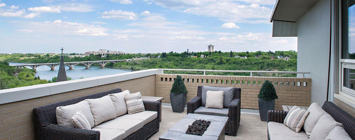 the james hotel penthouse suite saskatoon 1