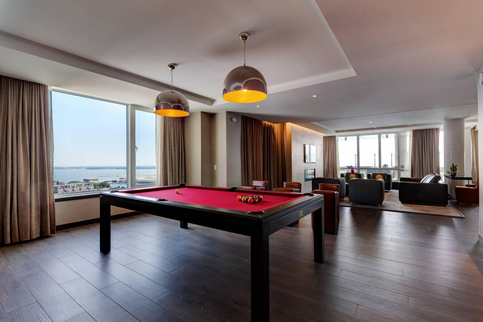 6000 a night toronto hotel x 2