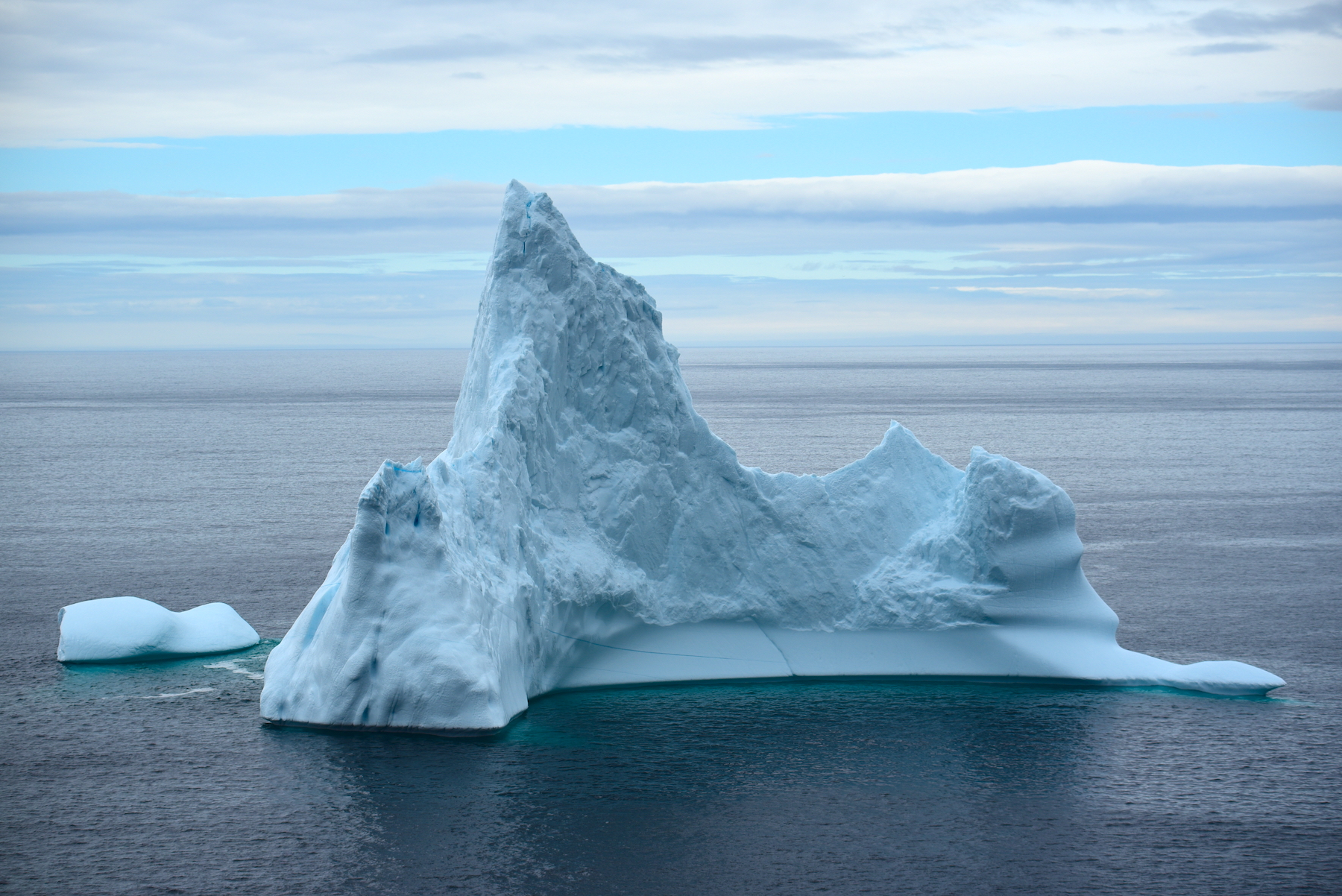 iceberg grates cove newfoundland